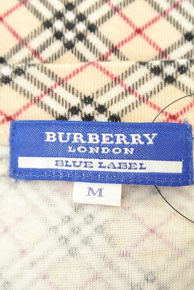 BURBERRY BLUE LABEL(バーバリーブルーレーベル)レディース カットソー・プルオーバー PR10225300大画像6へ