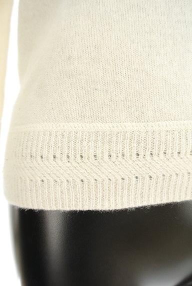 TOMORROWLAND(トゥモローランド)の古着「ヘンリーネックニット(セーター)」大画像5へ