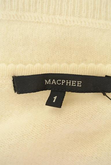 TOMORROWLAND(トゥモローランド)の古着「ヘンリーネックニット(セーター)」大画像6へ