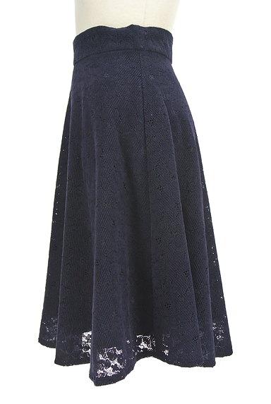 PROPORTION BODY DRESSING(プロポーションボディ ドレッシング)の古着「総レース膝丈スカート(スカート)」大画像3へ