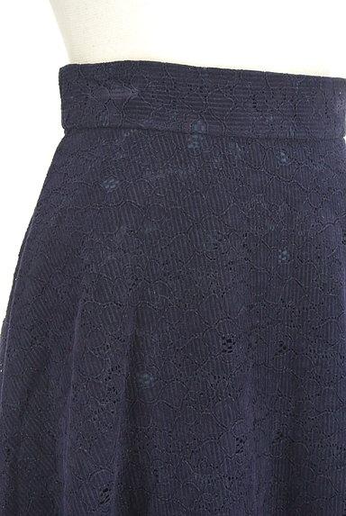 PROPORTION BODY DRESSING(プロポーションボディ ドレッシング)の古着「総レース膝丈スカート(スカート)」大画像4へ