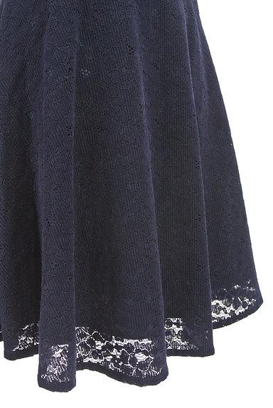 PROPORTION BODY DRESSING(プロポーションボディ ドレッシング)の古着「総レース膝丈スカート(スカート)」大画像5へ