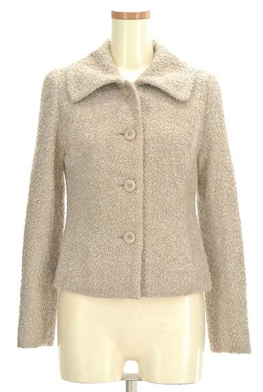 NATURAL BEAUTY(ナチュラルビューティ)の古着「ショート丈コート(コート)」大画像1へ