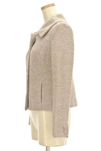 NATURAL BEAUTY(ナチュラルビューティ)の古着「ショート丈コート(コート)」大画像3へ