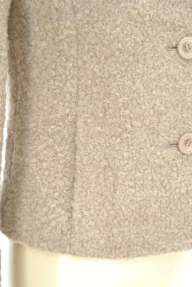 NATURAL BEAUTY(ナチュラルビューティ)の古着「ショート丈コート(コート)」大画像5へ