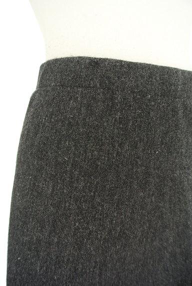 NATURAL BEAUTY(ナチュラルビューティ)の古着「ウールフレアスカート(スカート)」大画像4へ