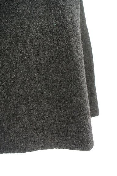 NATURAL BEAUTY(ナチュラルビューティ)の古着「ウールフレアスカート(スカート)」大画像5へ
