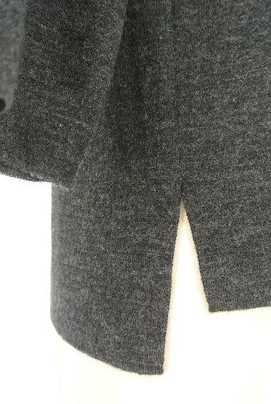 NATURAL BEAUTY(ナチュラルビューティ)の古着「ロングヘムウールトップス(ニット)」大画像5へ
