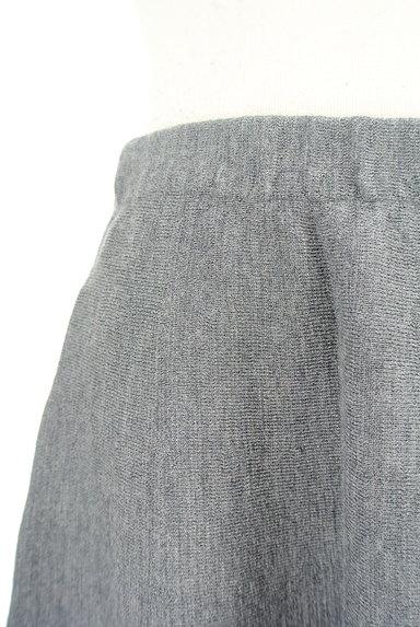 NATURAL BEAUTY(ナチュラルビューティ)の古着「無地ニットスカート(スカート)」大画像4へ