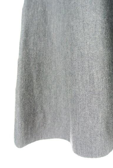 NATURAL BEAUTY(ナチュラルビューティ)の古着「無地ニットスカート(スカート)」大画像5へ