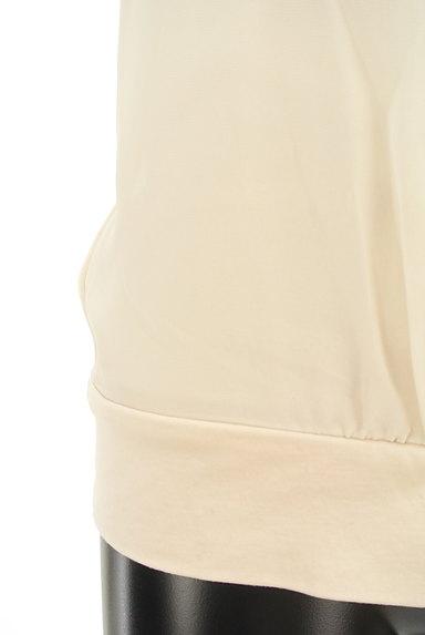 NATURAL BEAUTY(ナチュラルビューティ)の古着「シフォンフリルブラウス(カットソー・プルオーバー)」大画像5へ