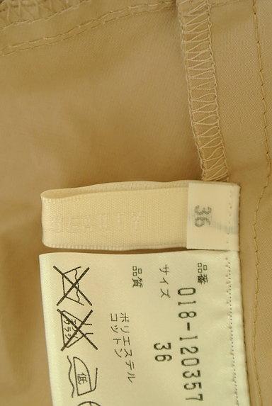 NATURAL BEAUTY(ナチュラルビューティ)の古着「ライトボリュームタックスカート(ミニスカート)」大画像6へ