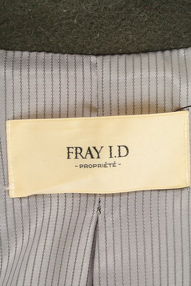FRAY I.D(フレイアイディー)の古着「Pコート(コート)」大画像6へ