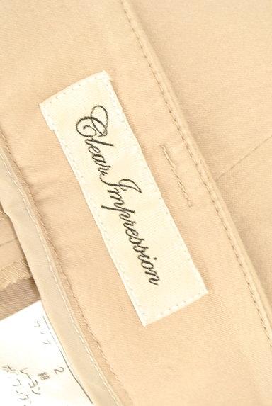 CLEAR IMPRESSION(クリアインプレッション)の古着「シンプルストレートパンツ(パンツ)」大画像6へ