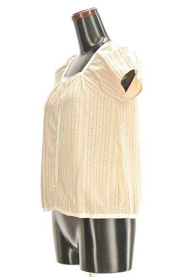 NIMES(ニーム)の古着「スクエアネックブラウス(カットソー・プルオーバー)」大画像3へ