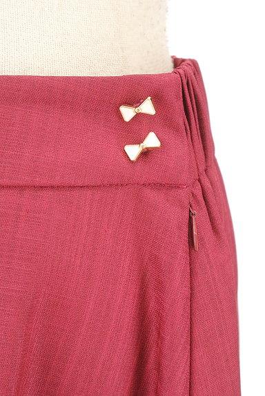 Bon mercerie(ボンメルスリー)の古着「膝丈フレアパンツ(ショートパンツ・ハーフパンツ)」大画像4へ