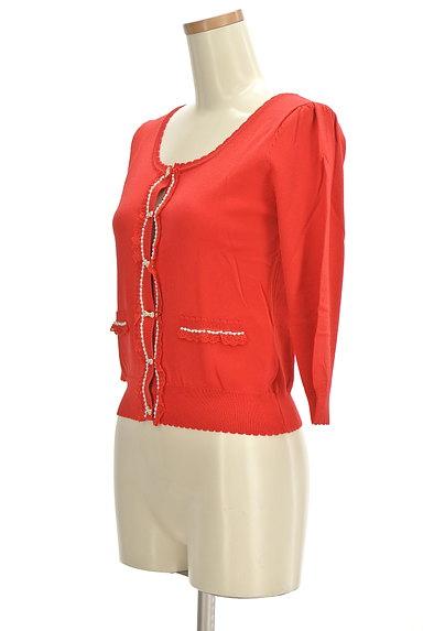 LODISPOTTO(ロディスポット)の古着「ガーリー装飾カーディガン(カーディガン・ボレロ)」大画像3へ