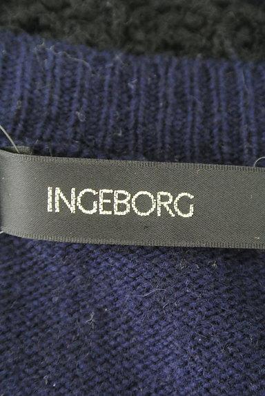INGEBORG(インゲボルグ)レディース ニット PR10226417大画像6へ