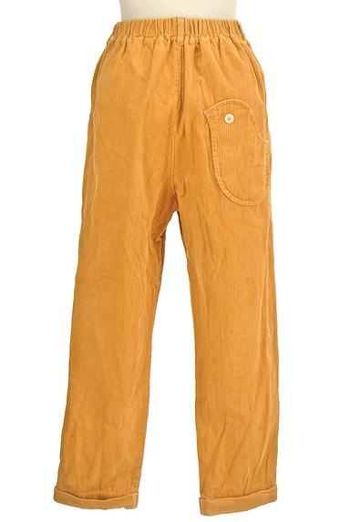 POU DOU DOU(プードゥドゥ)の古着「鳥ポケットコーデュロイパンツ(パンツ)」大画像2へ