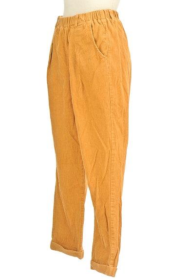 POU DOU DOU(プードゥドゥ)の古着「鳥ポケットコーデュロイパンツ(パンツ)」大画像3へ