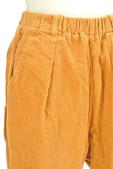 POU DOU DOU(プードゥドゥ)の古着「鳥ポケットコーデュロイパンツ(パンツ)」大画像4へ