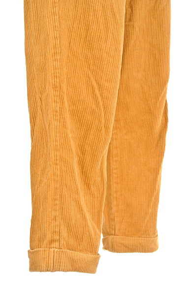 POU DOU DOU(プードゥドゥ)の古着「鳥ポケットコーデュロイパンツ(パンツ)」大画像5へ