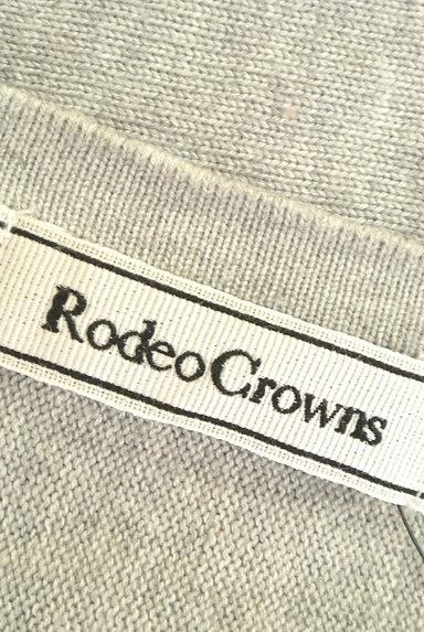 RODEO CROWNS(ロデオクラウン)レディース ニット PR10226452大画像6へ