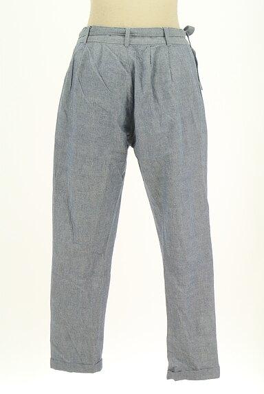 BEAMS Women's(ビームス ウーマン)の古着「タックテーパードパンツ(パンツ)」大画像2へ