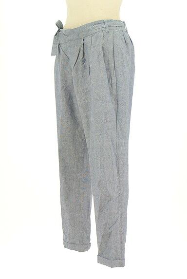 BEAMS Women's(ビームス ウーマン)の古着「タックテーパードパンツ(パンツ)」大画像3へ