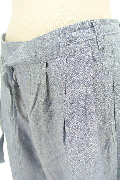BEAMS Women's(ビームス ウーマン)の古着「タックテーパードパンツ(パンツ)」大画像4へ