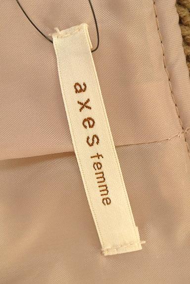 axes femme(アクシーズファム)レディース ジャケット PR10226669大画像6へ