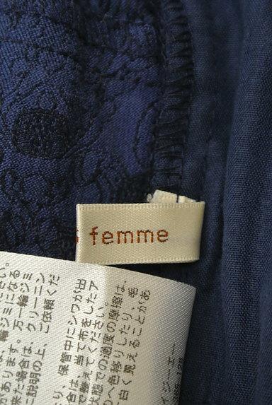axes femme(アクシーズファム)レディース パンツ PR10226689大画像6へ