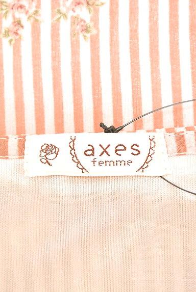 axes femme(アクシーズファム)レディース カットソー・プルオーバー PR10226693大画像6へ