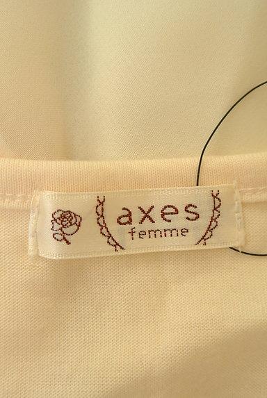 axes femme(アクシーズファム)レディース カットソー・プルオーバー PR10226695大画像6へ