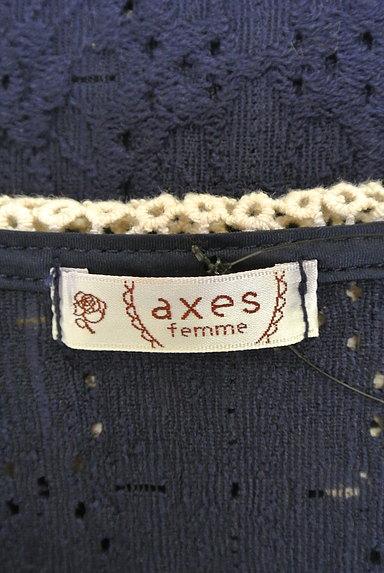 axes femme(アクシーズファム)レディース カットソー・プルオーバー PR10226696大画像6へ