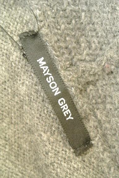 MAYSON GREY(メイソングレイ)レディース ニット PR10226700大画像6へ