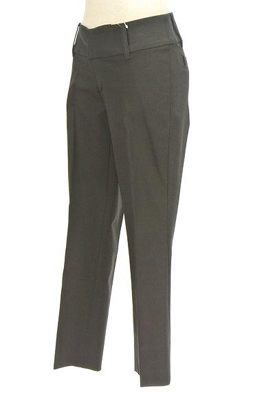 MAYSON GREY(メイソングレイ)の古着「センタープレスクロップドパンツ(パンツ)」大画像3へ