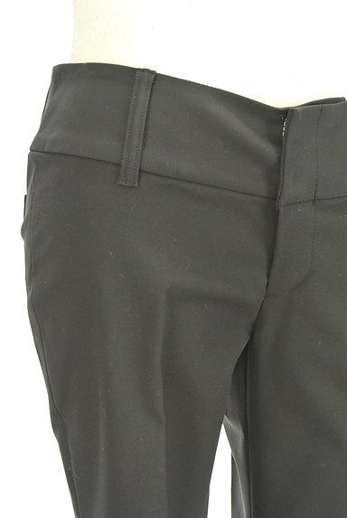 MAYSON GREY(メイソングレイ)の古着「センタープレスクロップドパンツ(パンツ)」大画像4へ