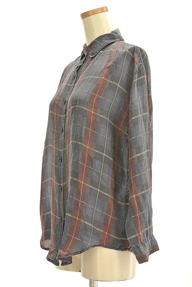 BLACK BY MOUSSY(ブラックバイマウジー)の古着「(カジュアルシャツ)」大画像3へ