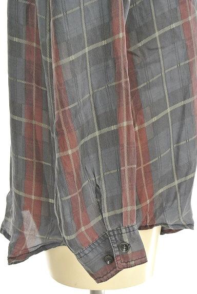 BLACK BY MOUSSY(ブラックバイマウジー)の古着「(カジュアルシャツ)」大画像5へ