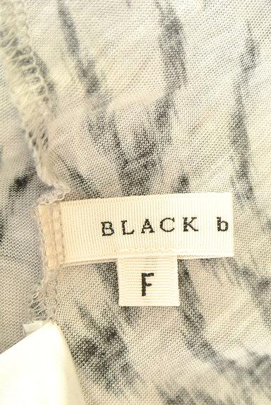 BLACK BY MOUSSY(ブラックバイマウジー)レディース カットソー・プルオーバー PR10226758大画像6へ