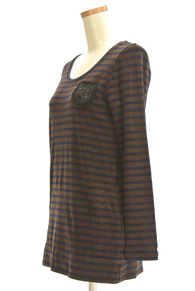 DOUBLE STANDARD CLOTHING(ダブルスタンダードクロージング)レディース カットソー・プルオーバー PR10226759大画像3へ