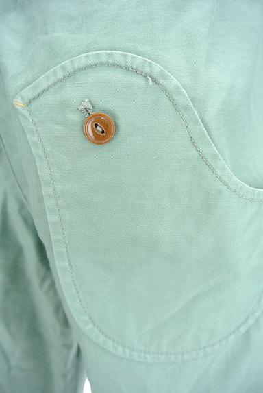 POU DOU DOU(プードゥドゥ)の古着「ミントカラーアンクルラフパンツ(パンツ)」大画像5へ