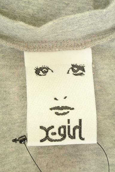 X-girl(エックスガール)レディース カーディガン・ボレロ PR10226783大画像6へ