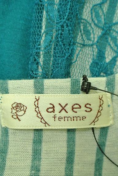 axes femme(アクシーズファム)レディース カットソー・プルオーバー PR10226794大画像6へ