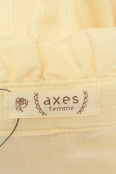 axes femme(アクシーズファム)レディース ブラウス PR10226796大画像6へ