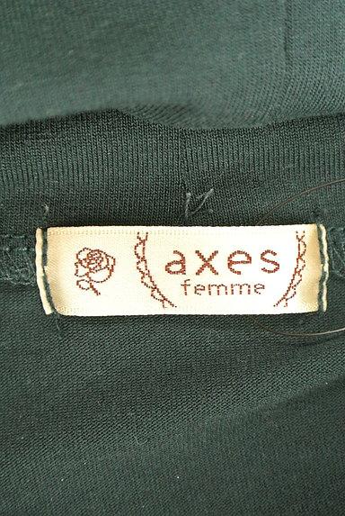 axes femme(アクシーズファム)レディース カットソー・プルオーバー PR10226800大画像6へ