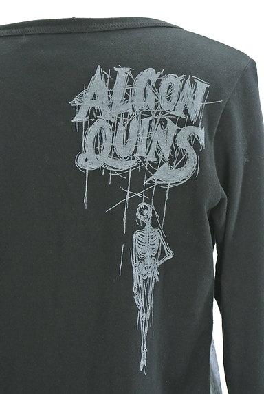 ALGONQUINS(アルゴンキン)レディース Tシャツ PR10226803大画像5へ
