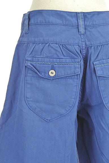 CUBE SUGAR(キューブシュガー)の古着「デニム風キュロットパンツ(ショートパンツ・ハーフパンツ)」大画像5へ