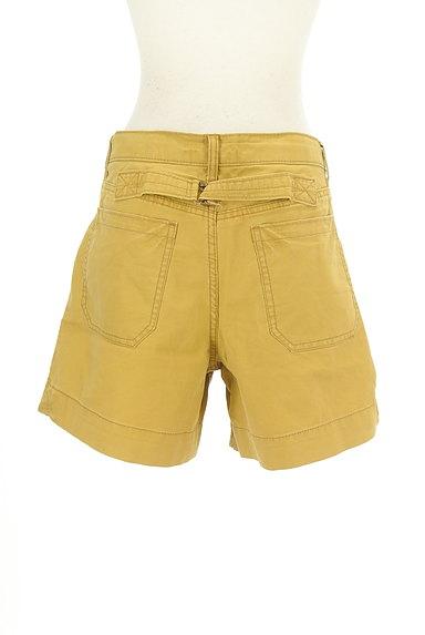 CUBE SUGAR(キューブシュガー)の古着「からし色キュロットパンツ(ショートパンツ・ハーフパンツ)」大画像2へ